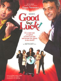 Good Luck Movie Poster