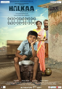 Halkaa (2018) Movie Poster