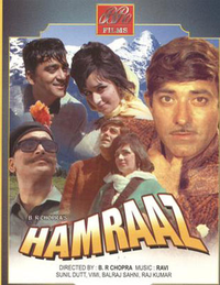 Hamraaz Movie Poster