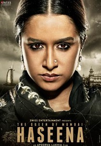 Haseena Parkar Movie Poster