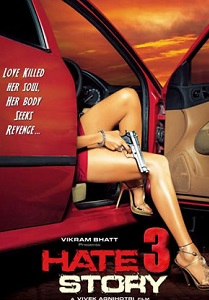 Hate Story 3 Movie Poster