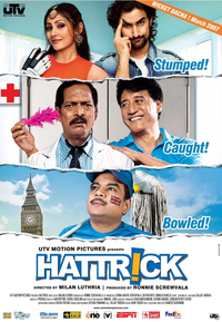 Hattrick Movie Poster
