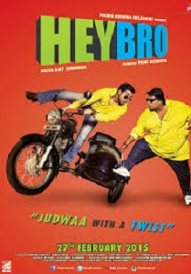 Hey Bro Movie Poster