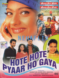Hote Hote Pyar Ho Gaya Movie Poster