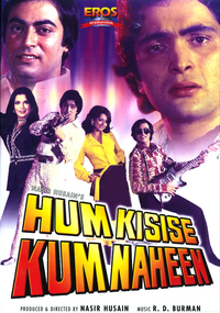 Hum Kisi Se Kum Nahin Movie Poster