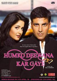 Hum Ko Deewana Kar Gaye Movie Poster