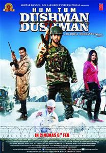 Hum Tum Dushman Dushman Movie Poster