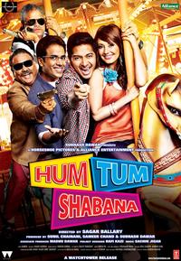 Hum Tum Shabana Movie Poster