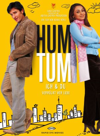 Hum Tum Movie Poster