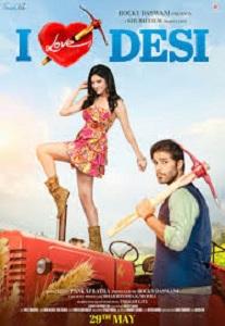 I Love Desi Movie Poster