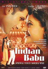 Indian Babu Movie Poster