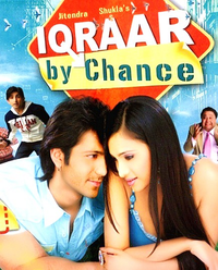 Iqraar - By Chance Movie Poster