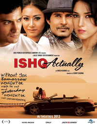 Ishq Actually Movie Poster