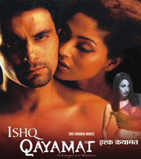 Ishq Qayamat Movie Poster