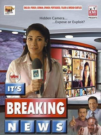 It's Breaking News Movie Poster