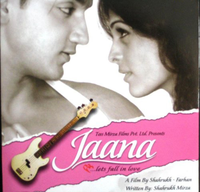 Jaana - Let's Fall in Love Movie Poster
