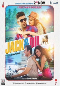 Jack and Dil Movie Poster