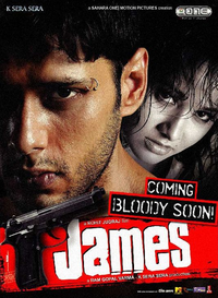 James Movie Poster