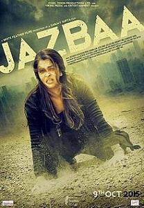 Jazbaa Movie Poster