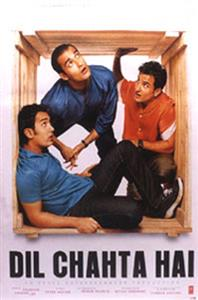 Jee Chahta Hai High Tide of Romance Movie Poster