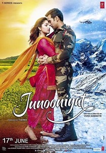 Junooniyat Movie Poster