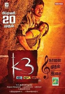 K3 Movie Poster
