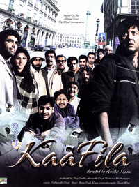 Kaafila Movie Poster