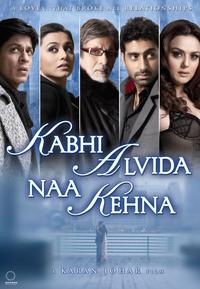 Kabhi Alvida Naa Kehna Movie Poster