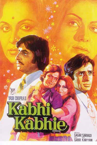 Kabhie Kabhie Movie Poster