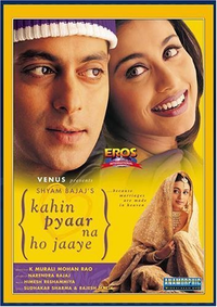 Kahi Pyaar Na Ho Jaaye Movie Poster