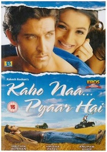 Kaho Na Pyaar Hai Movie Poster