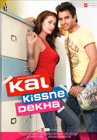 Kal Kisne Dekha Movie Poster