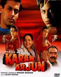 Karan Arjun Movie Poster
