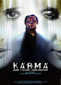 Karma - Crime Passion Reincarnation Movie Poster