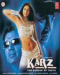 Karz-The Burden of Truth Movie Poster