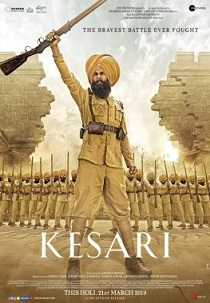 Kesari (2019) Movie Poster
