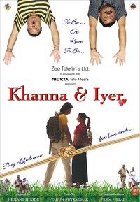 Khanna & Iyer Movie Poster