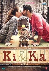 Ki & Ka Movie Poster