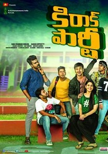 Kirrak Party Movie Poster