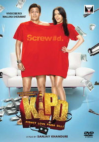 Kismat Love Paisa Dilli Movie Poster
