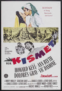 Kismet Movie Poster