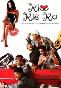 Kiss Kis Ko Movie Poster