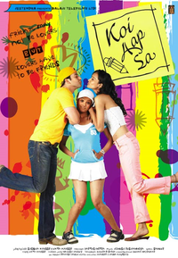 Koi Aap Sa Movie Poster