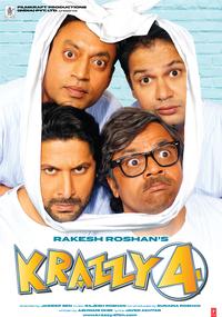 Krazzy 4 Movie Poster
