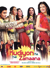 Kudiyon Ka Zamana Movie Poster