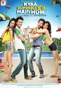 Kyaa Super Kool Hai Hum Movie Poster
