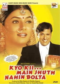 Kyonkii Main Jhuth Nahi bolta Movie Poster
