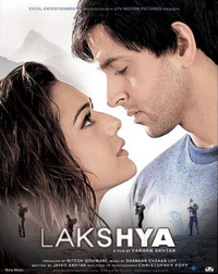 Lakshya Movie Poster