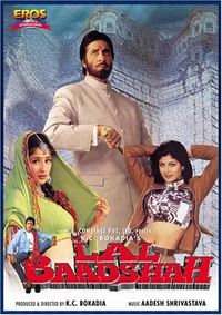 Lal Badshah Movie Poster