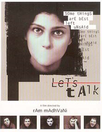 Let's Talk Movie Poster
